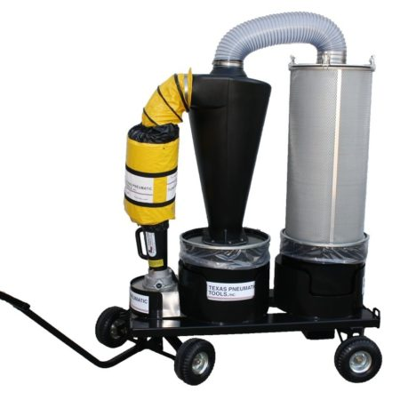 Portable Dust Collection Systems