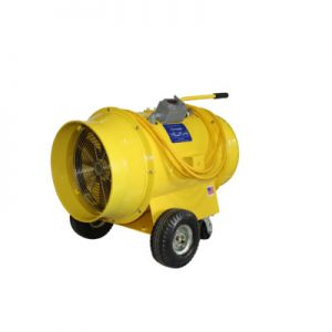 TB-16-TEFC 16 INCH TORNADO BLOWER WITH TEFC 2 HORSEPOWER 110 VOLT, 50/60 HERTZ ELECTRIC MOTOR