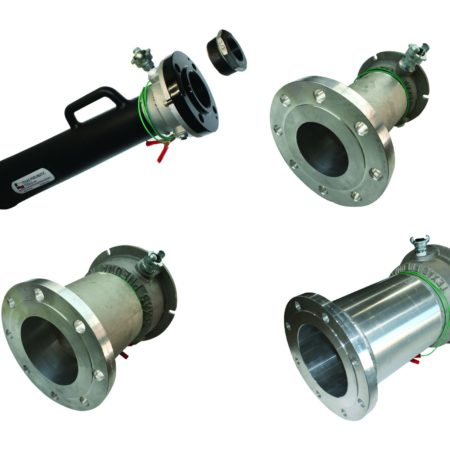PNEUMATIC PIPE LINE BLOWERS 2-8 INCHES