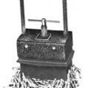 Multilift Magnet 4-5 lbs Standard Model 72