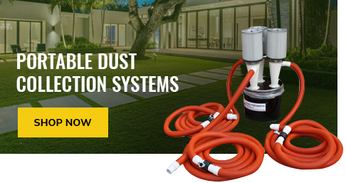 Portable Dust Collection System