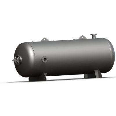 Horizontal Air Receiver Tank